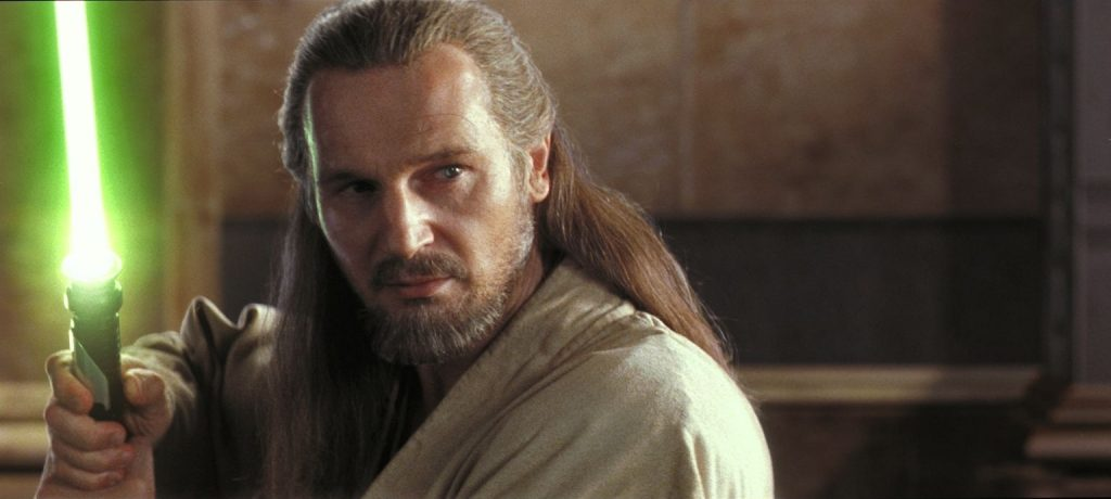 star wars force ghosts qui-gon jinn