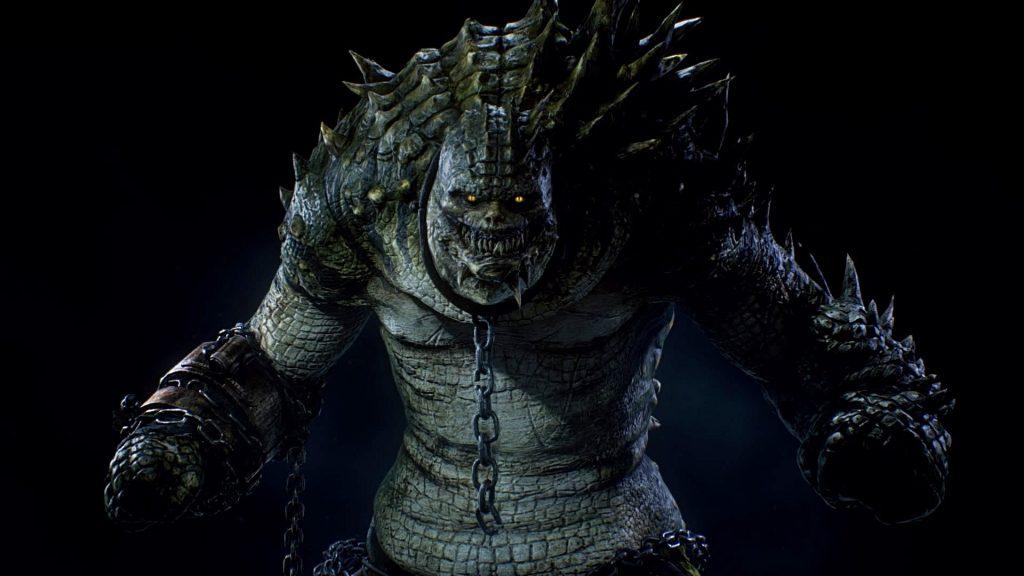 suicide squad arkham verse villain Killer Croc arkham knight