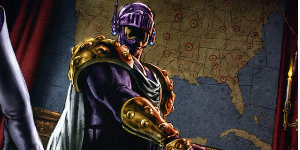 suicide squad arkham verse villain Prometheus