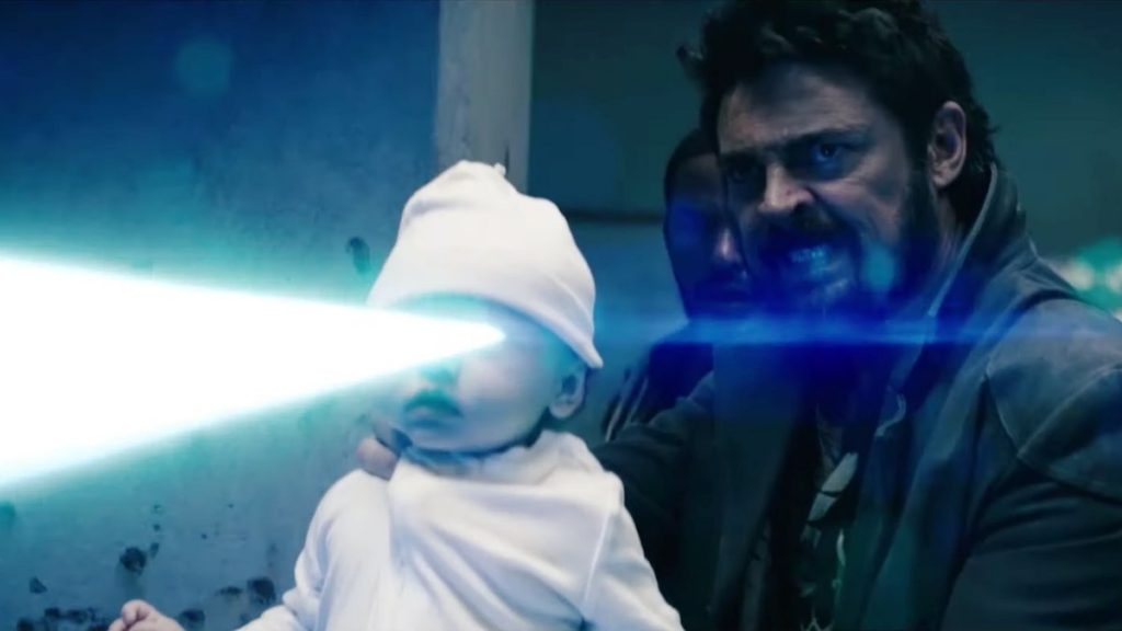 the boys season 2 billy butcher laser baby