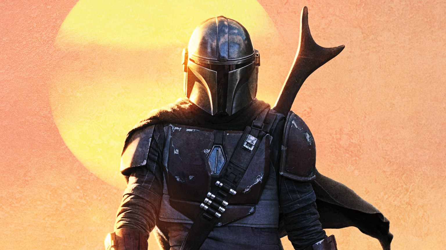 Popular Sci-Fi Shows The Mandalorian