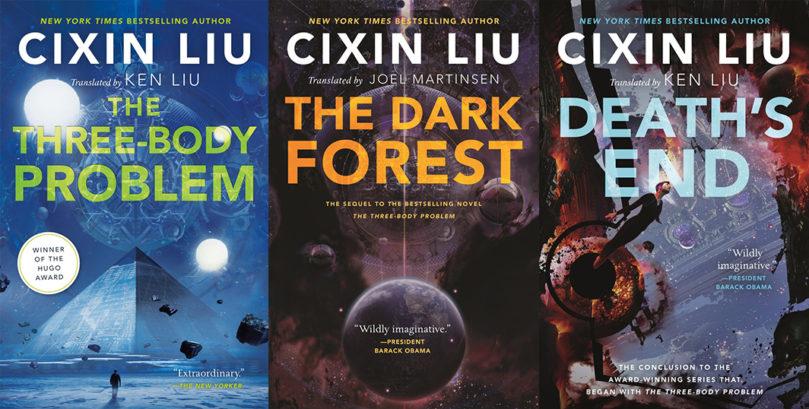 three body problem sci-fi series liu cixin saga