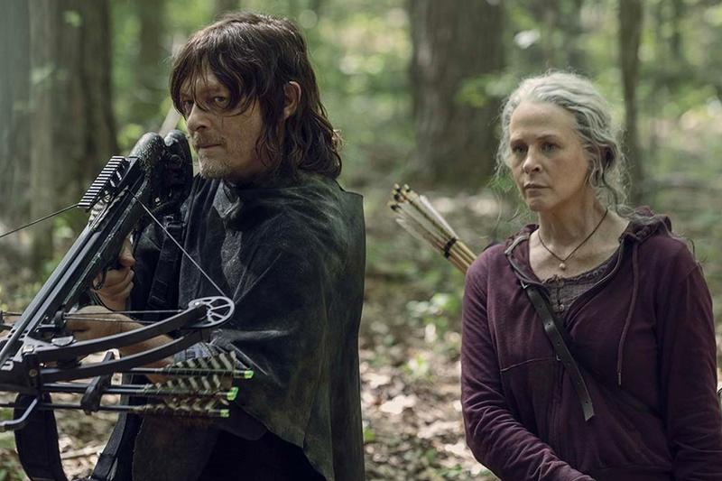 walking dead carol daryl spin-off