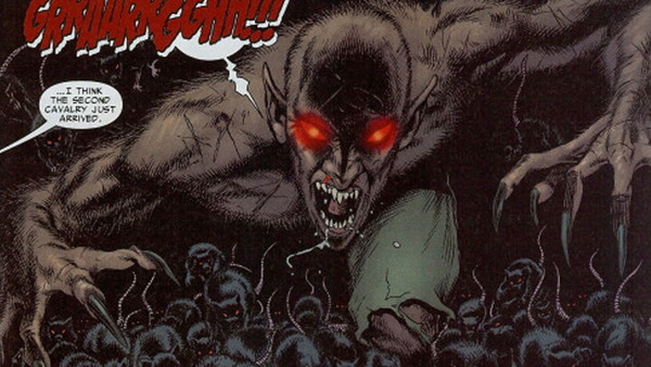 Creepiest Spider-Man Villains Vermin