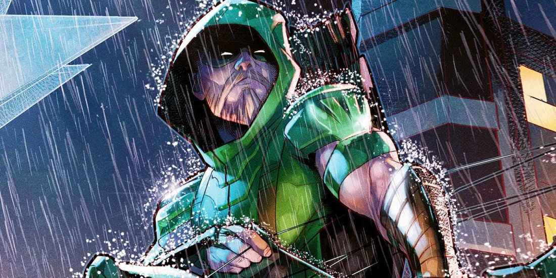 The Mandalorian vs Green Arrow