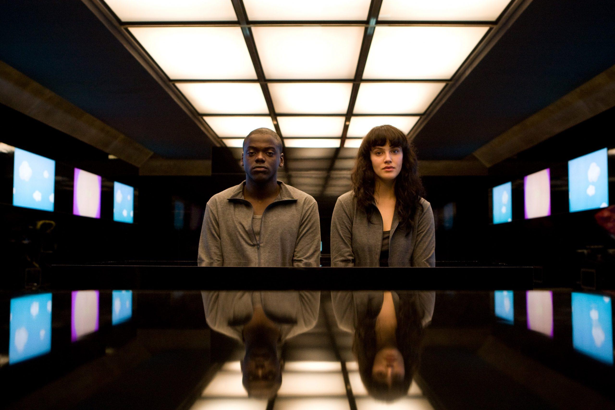 Popular Sci-Fi Shows Black Mirror