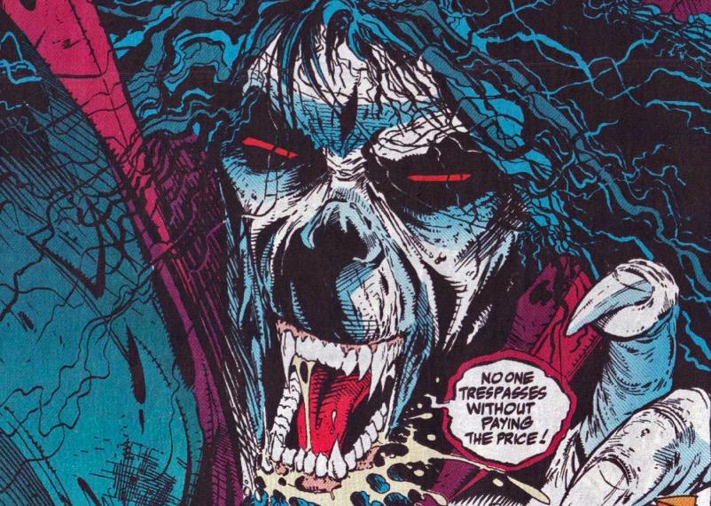 Creepiest Spider-Man Villains Morbius