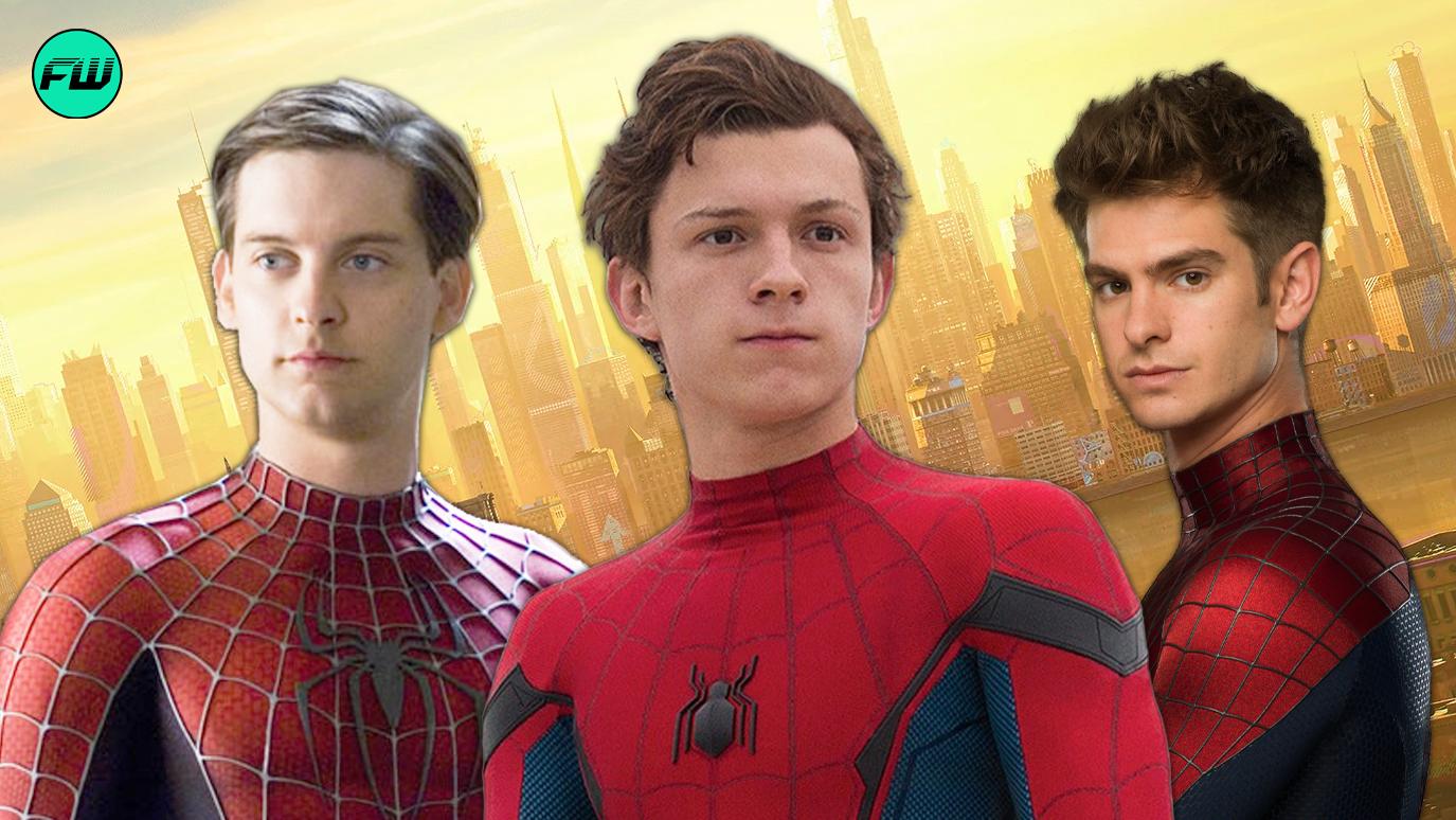 Spider-Man 3: Tobey Maguire & Andrew Garfield In Talks