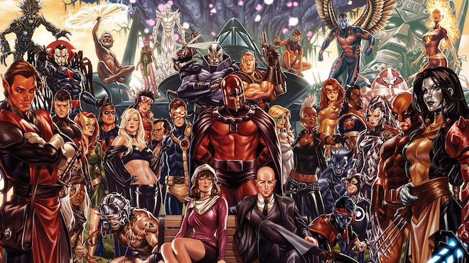 Most Powerful Marvel Teams X-Men