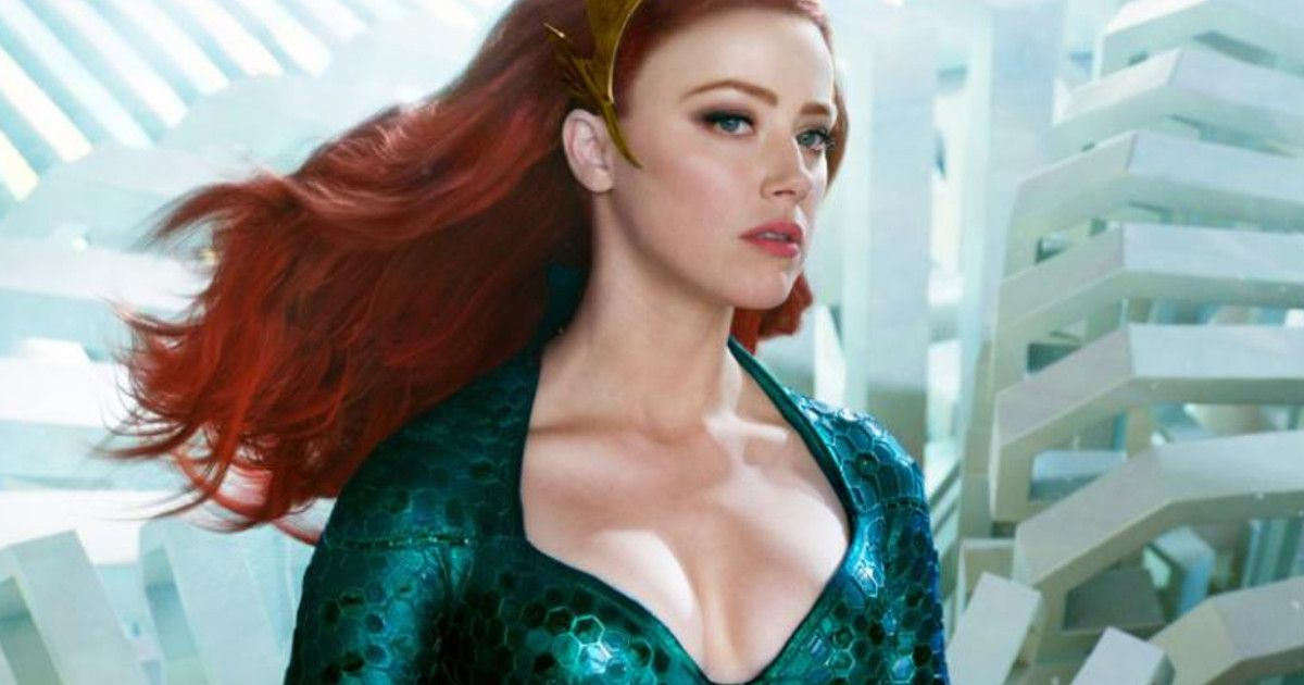 Amber Heard Queen Mera