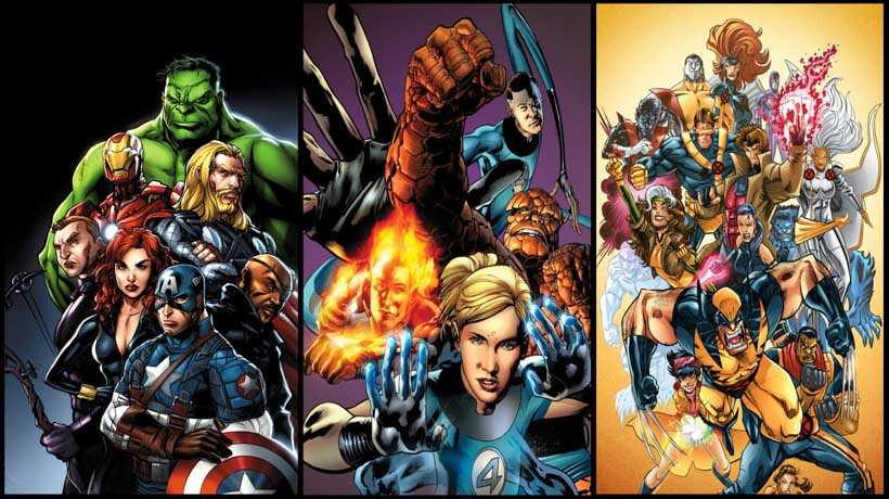Most Powerful Marvel Teams
