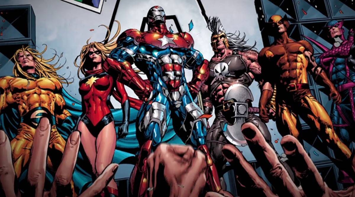 Most Powerful Marvel Teams Dark Avengers