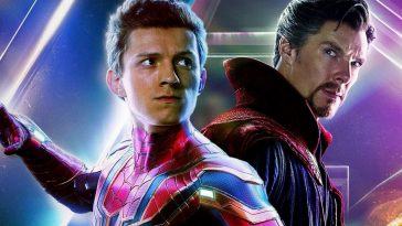 Spider-Man 3: Benedict Cumberbatch's Doctor Strange Joins Sequel
