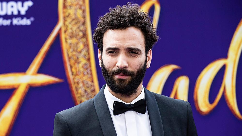 Black Adam Sabbac Marwan Kenzari