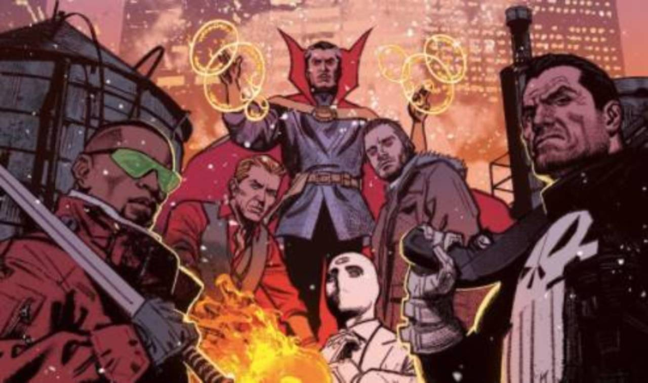 Most Powerful Marvel Teams Midnight Sons