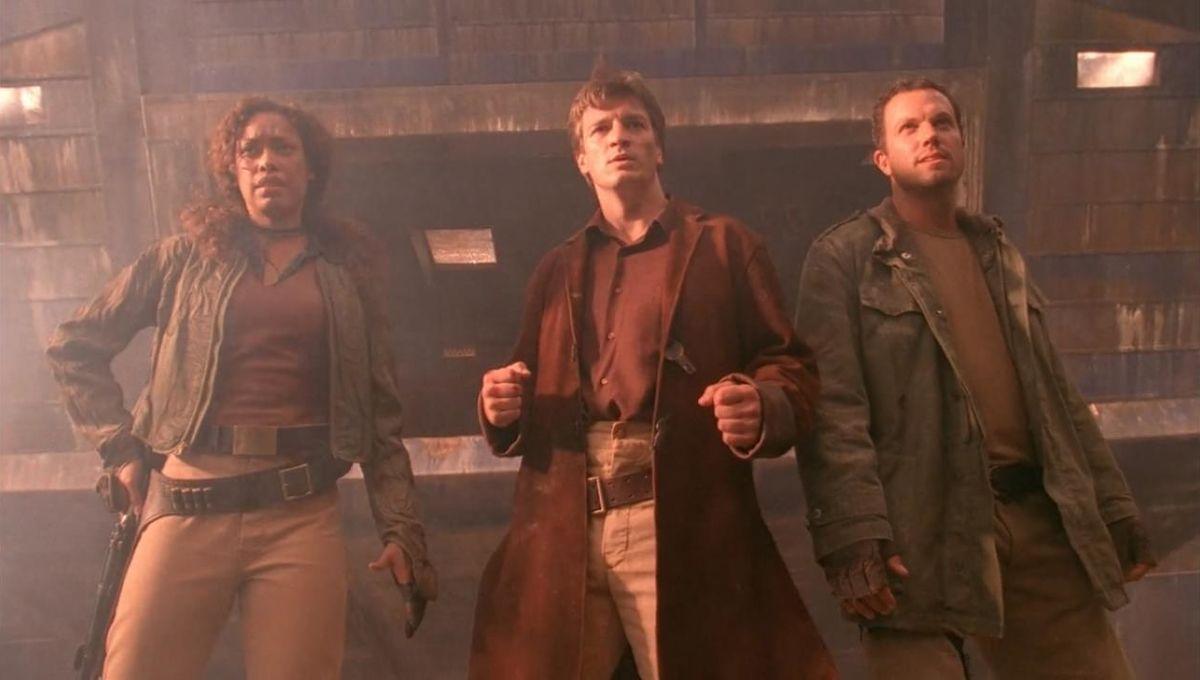 Popular Sci-Fi Shows Firefly