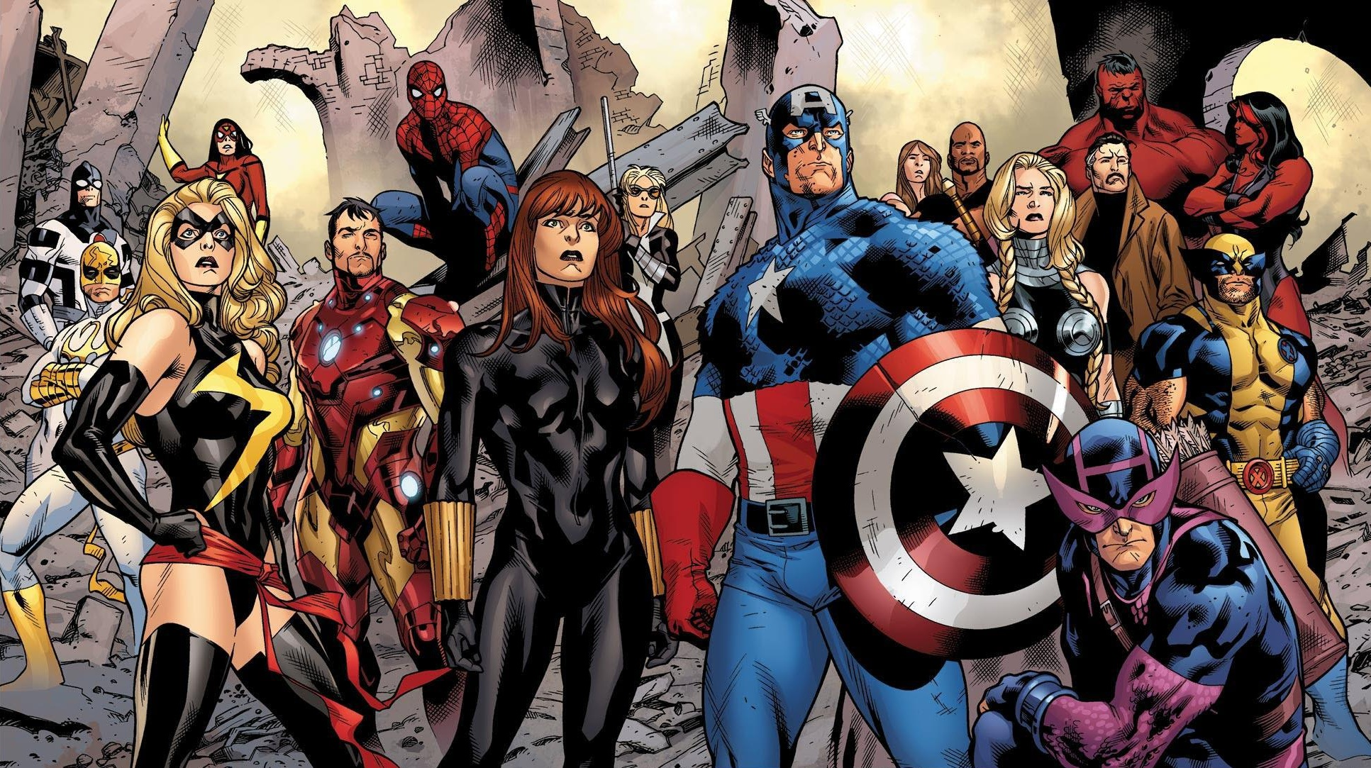 Most Powerful Marvel Teams Avengers