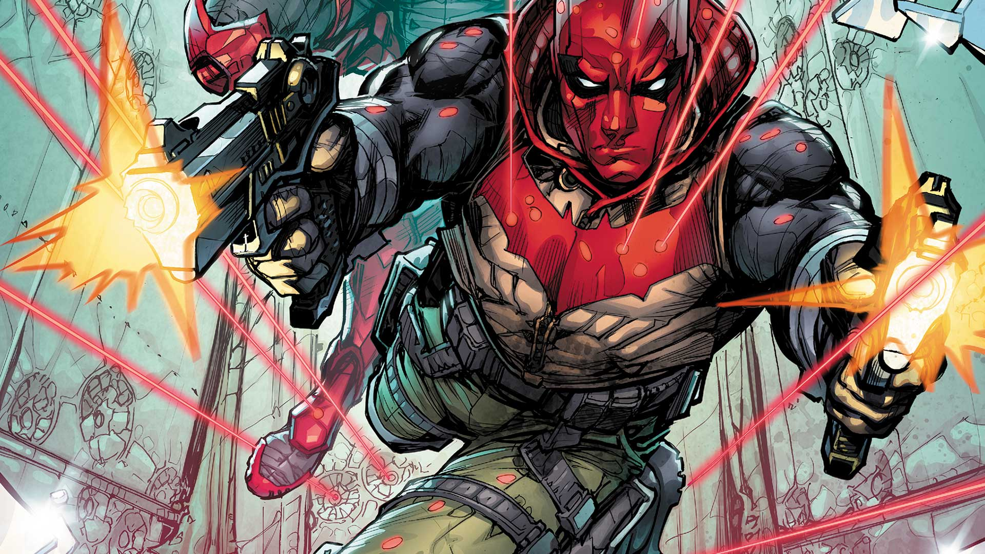 The Mandalorian vs Red Hood