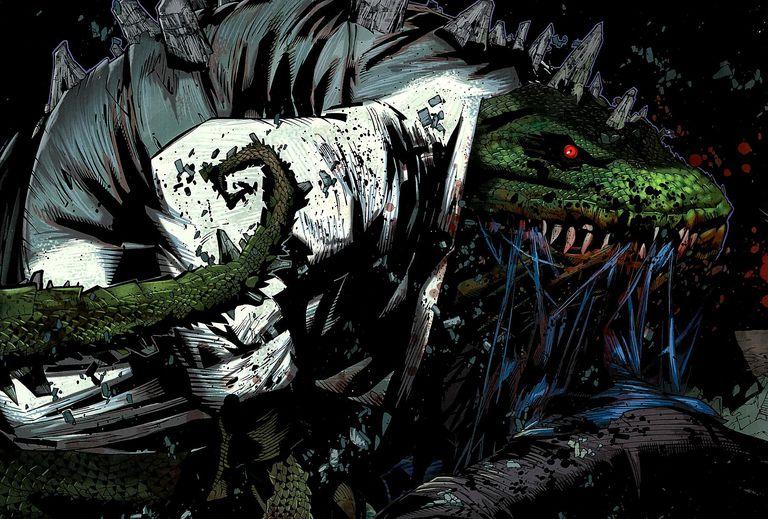 Creepiest Spider-Man Villains Lizard