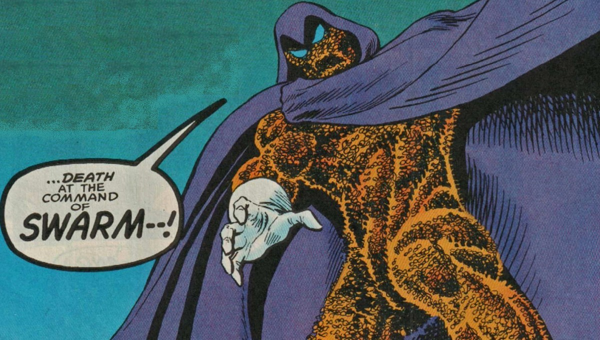 Creepiest Spider-Man Villains Swarm