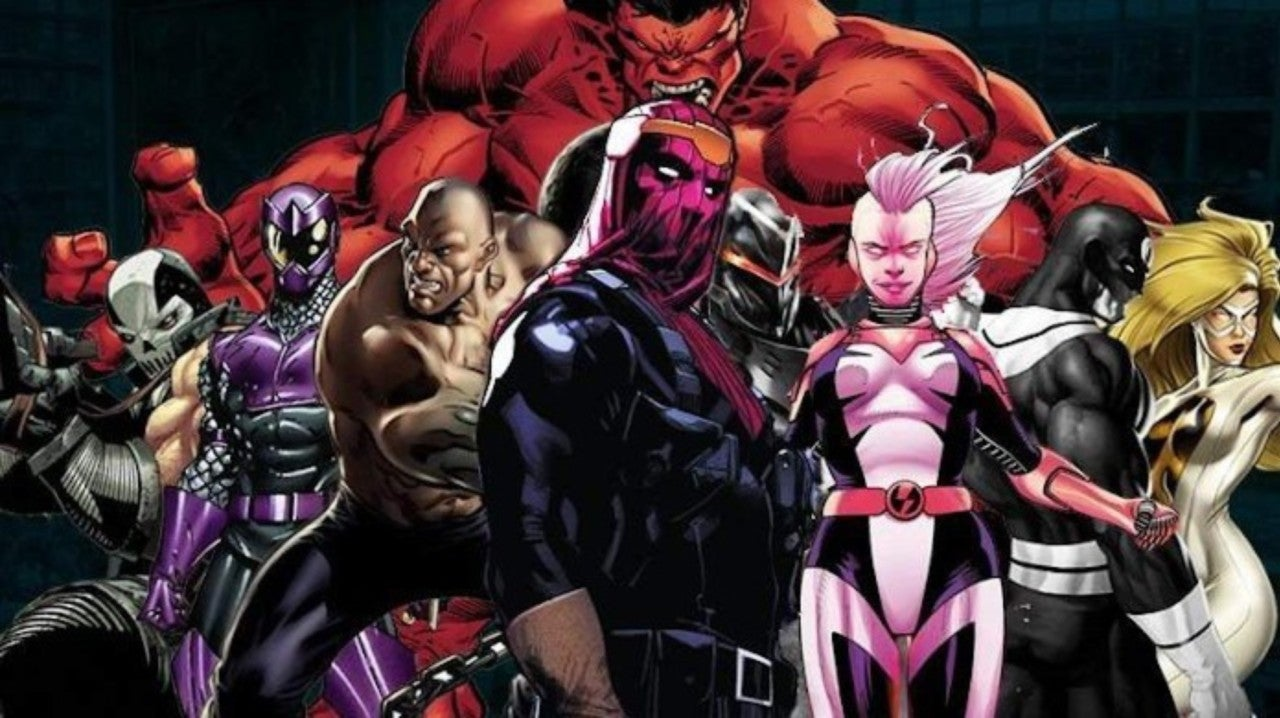 Most Powerful Marvel Teams Thunderbolts
