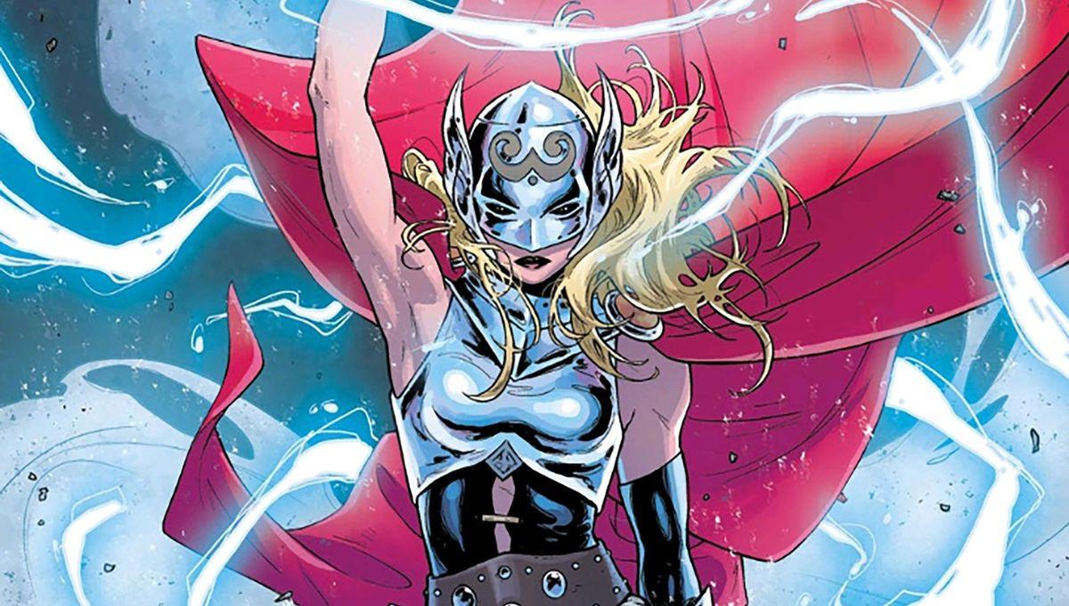 Natalie Portman as Thor