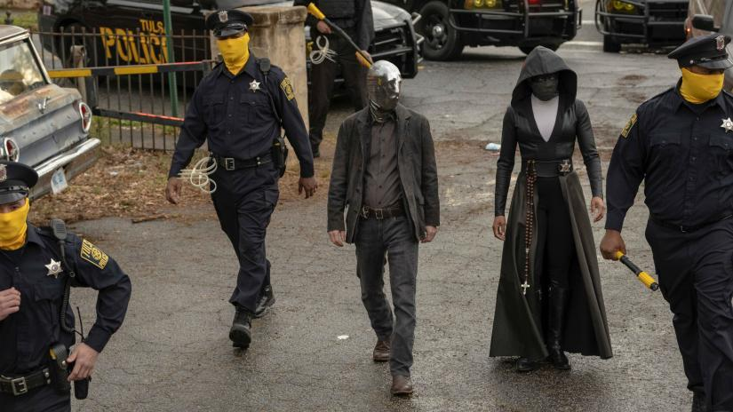 Popular Sci-Fi Shows Watchmen