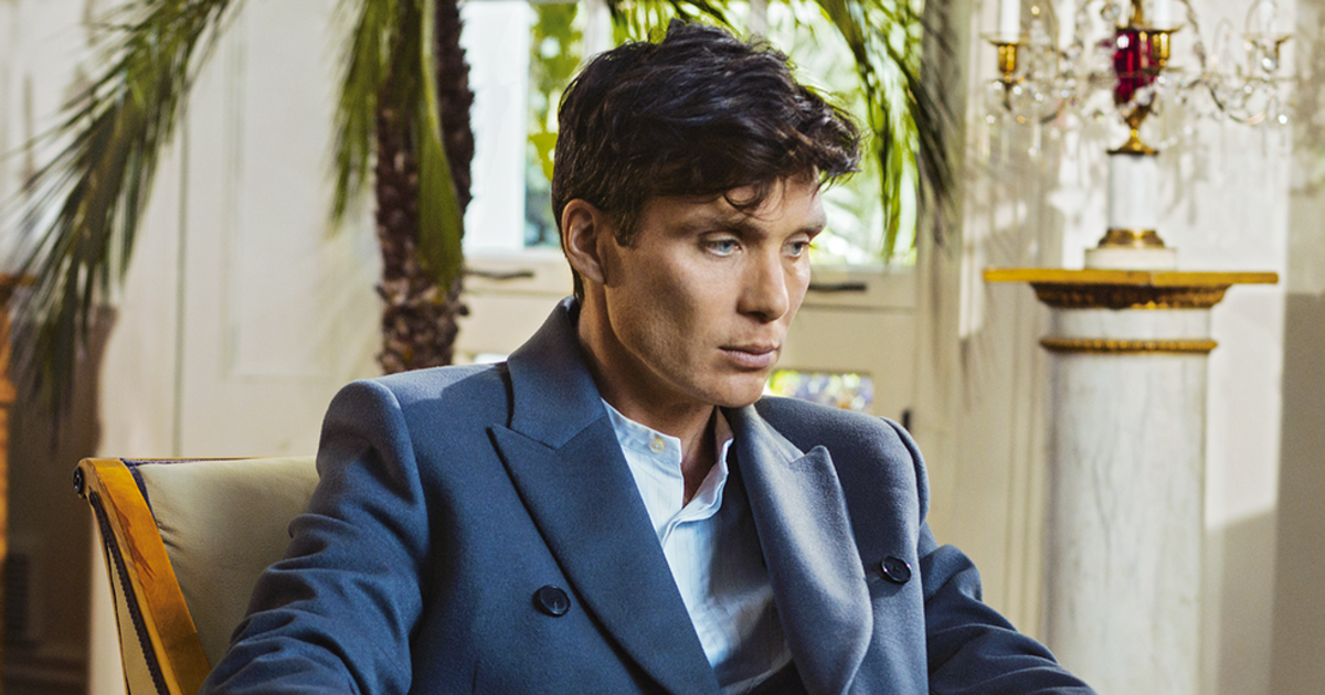 Cillian Murphy for Grindelwald