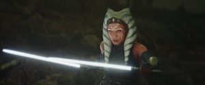 The Mandalorian: Ahsoka Tano's Live-Action Appearance Revealed