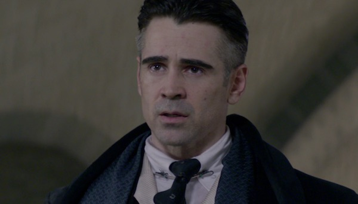 Colin Farrell as Grindelwald