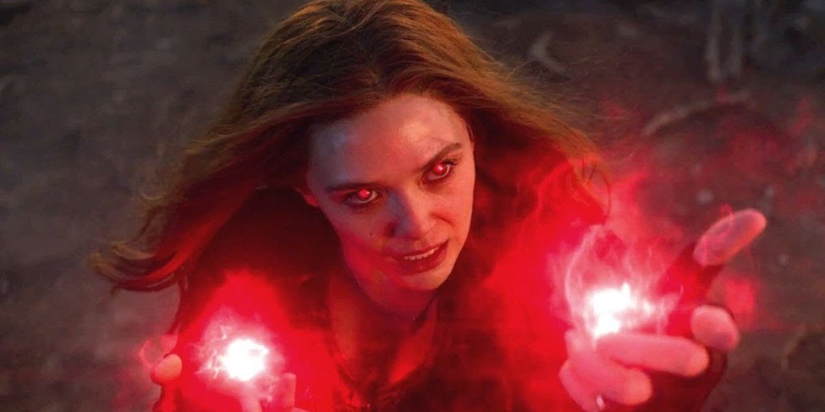 Scarlet Witch WandaVision