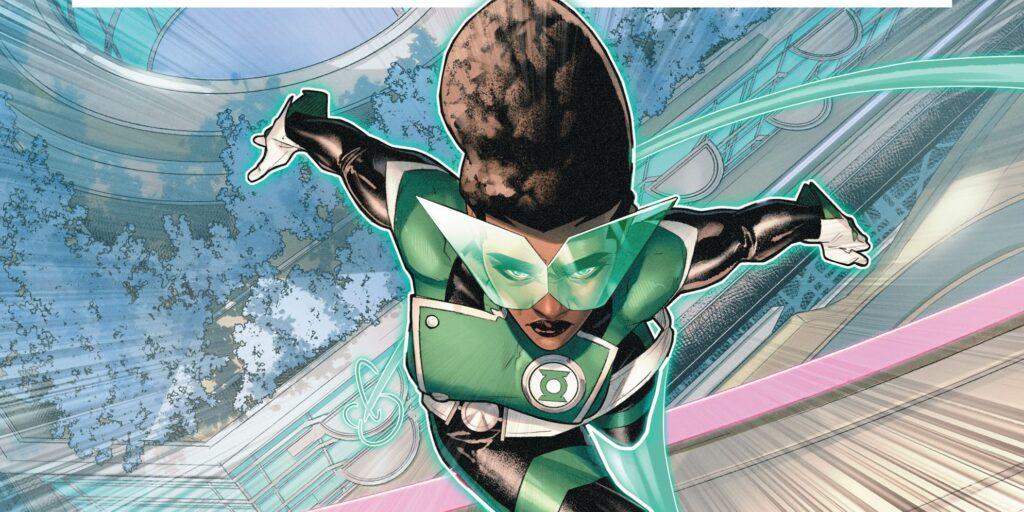 Green Lantern TV Series: Makers Reveal More Details on New Lantern - FandomWire