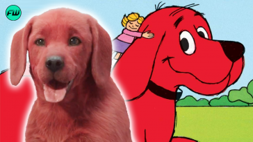 First Look At Clifford The Big Red Dog Movie Revealed