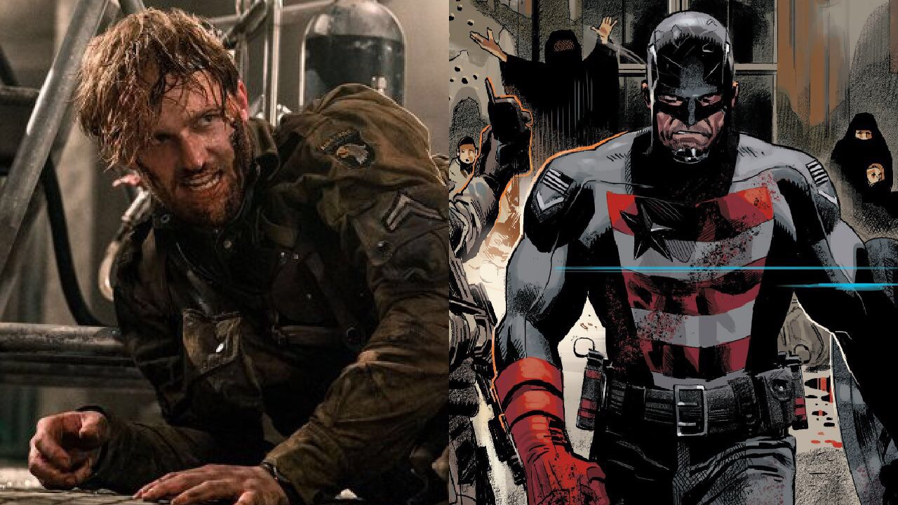The Falcon and the Winter Soldier: U.S. Agent