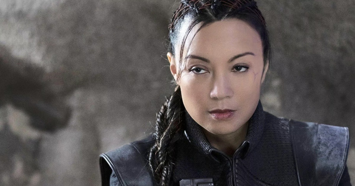 Ming-Na Wen As Fennec Shand