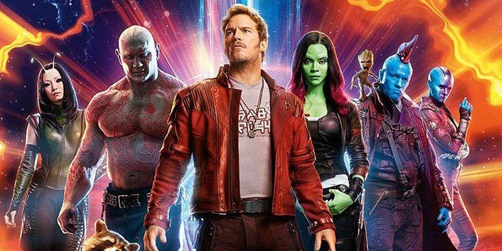 MCU Guardians of the Galaxy