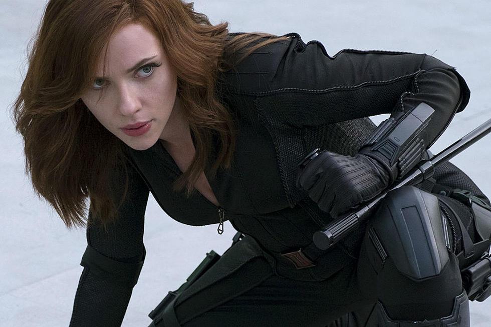 MCU Black Widow