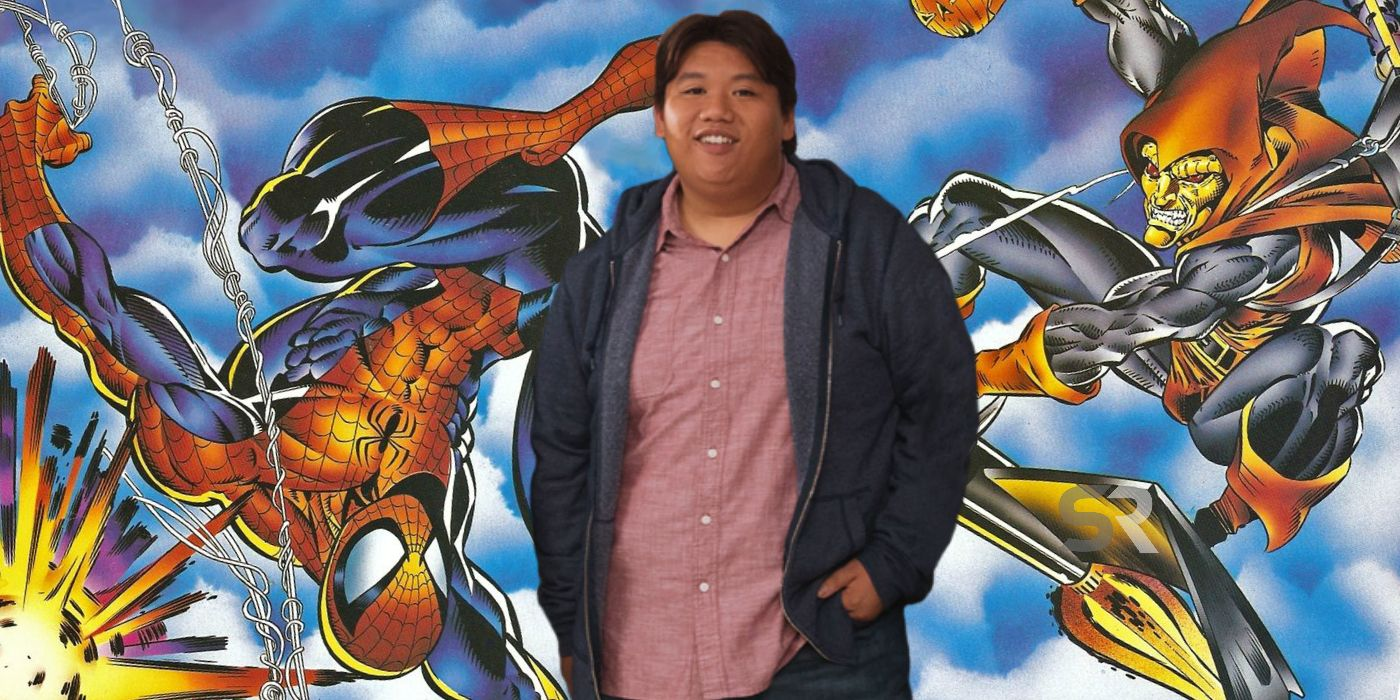 Jacob Batalon Hobgoblin Spider-Man 3