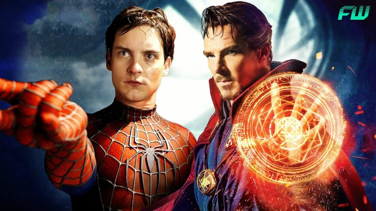 Tobey Maguire Doctor Strange in the Multiverse of Madness