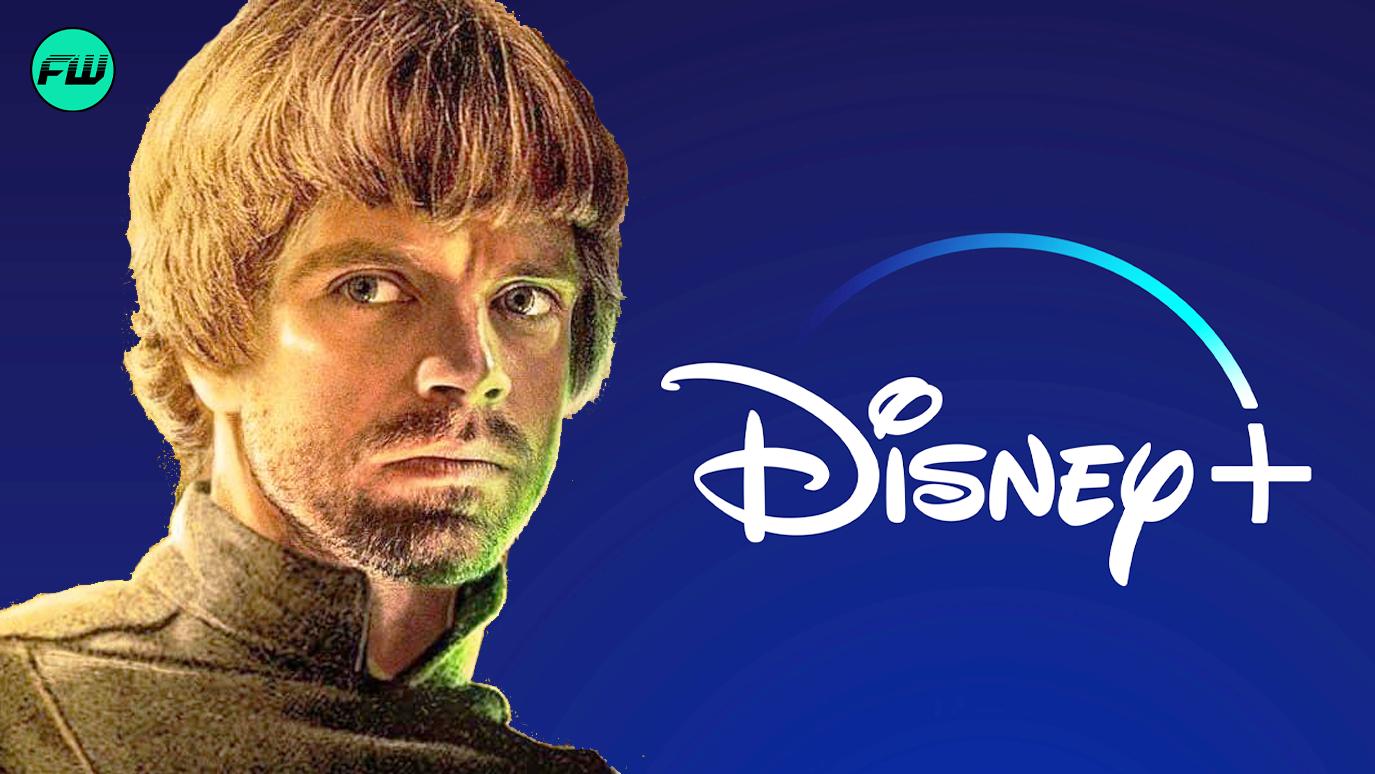 Luke Skywalker Sebastian Stan Disney Plus