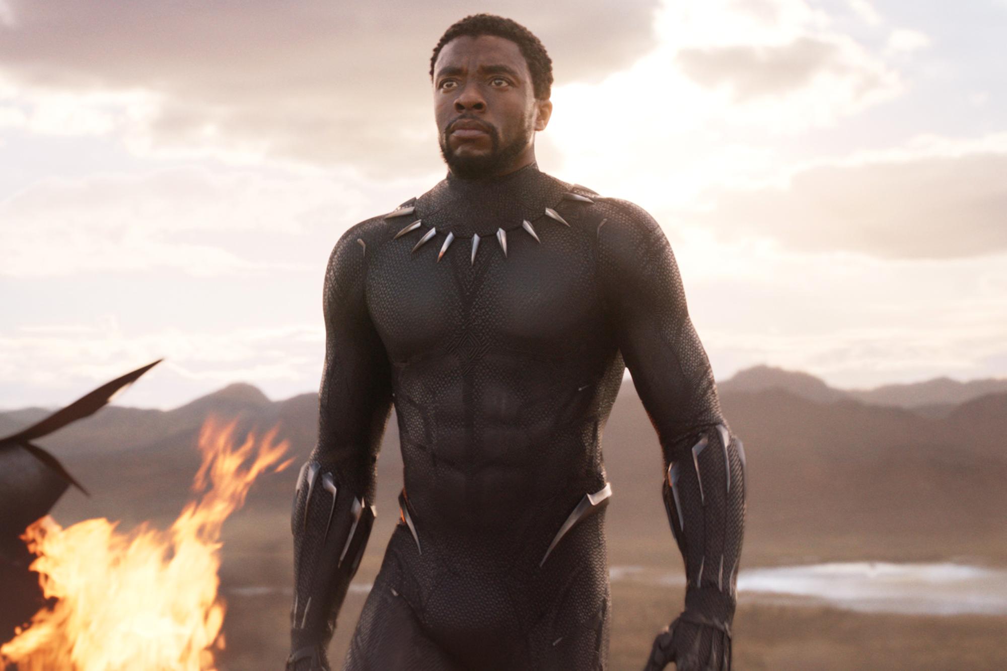 MCU Black Panther