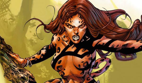 Saddest Comic Book Villains Cheetah