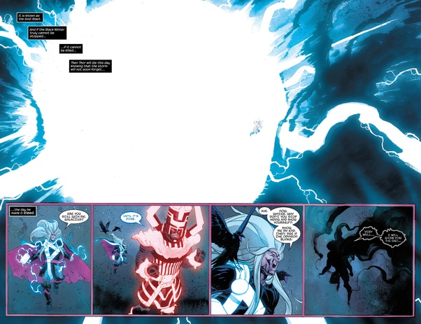 Mjolnir God Blast Thor