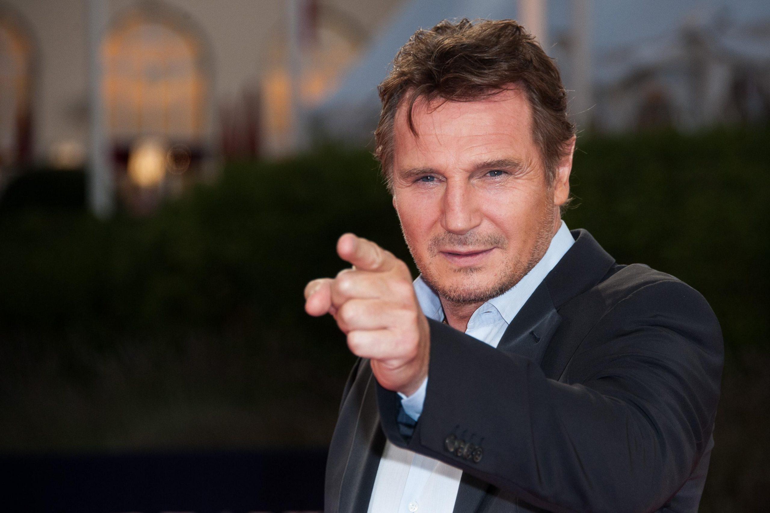 Liam Neeson as Magneto