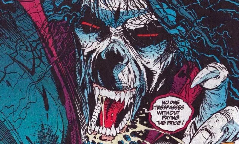 Saddest Comic-Book Villains Morbius