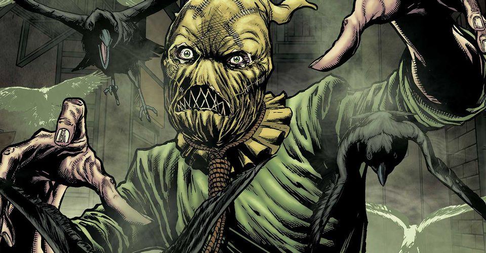 Saddest Comic Book Villains Scarecrow