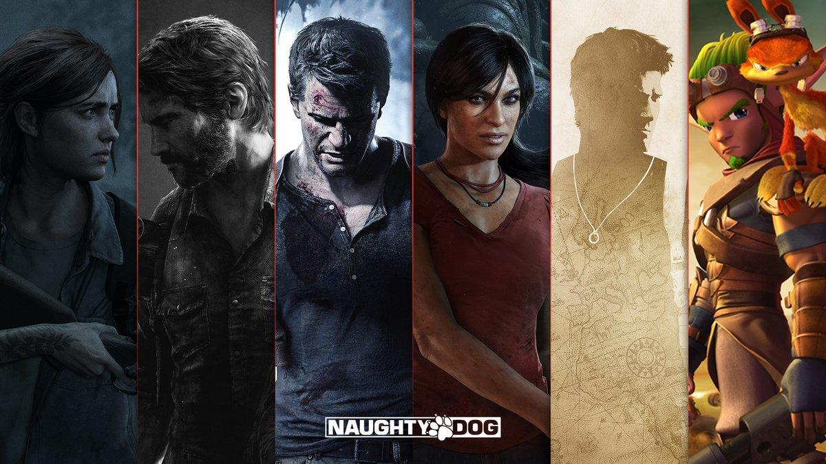 Naughty Dog The Punisher