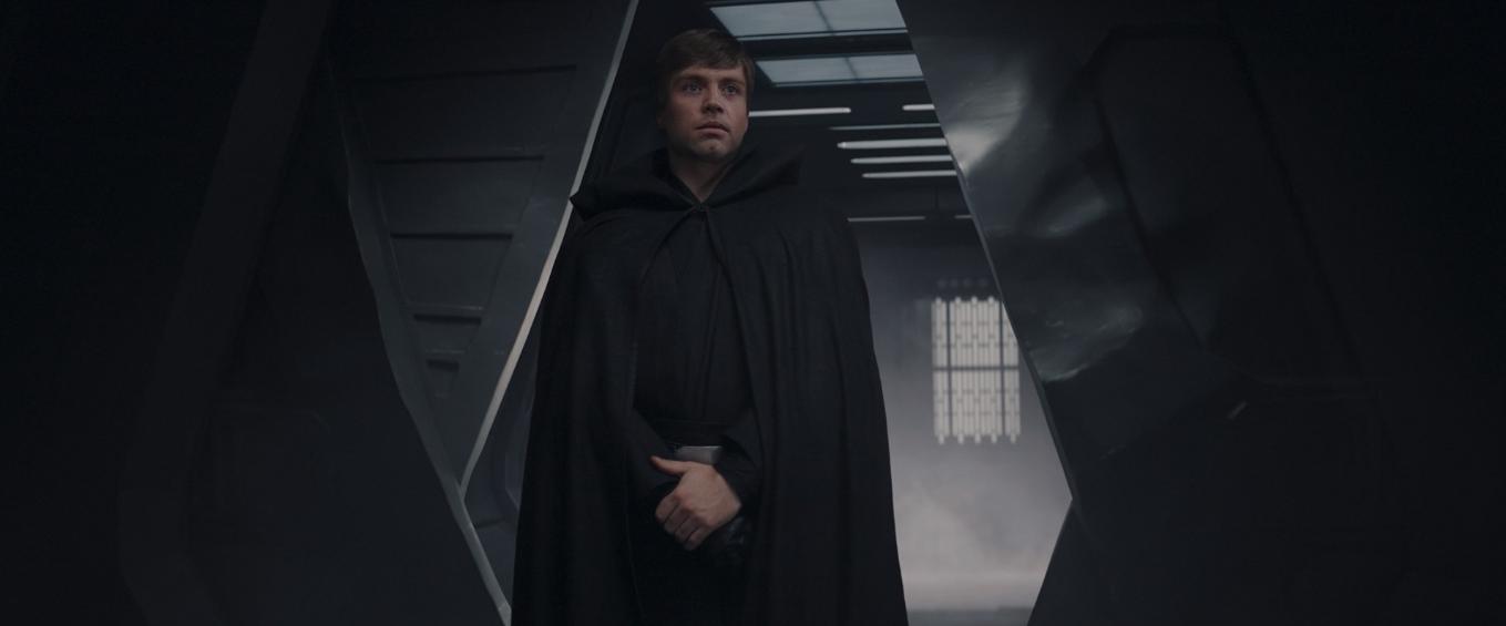Star Wars: The Mandalorian Luke Skywalker