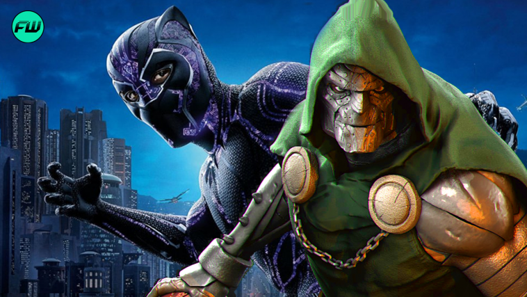 Doctor Doom To Debut In Black Panther 2