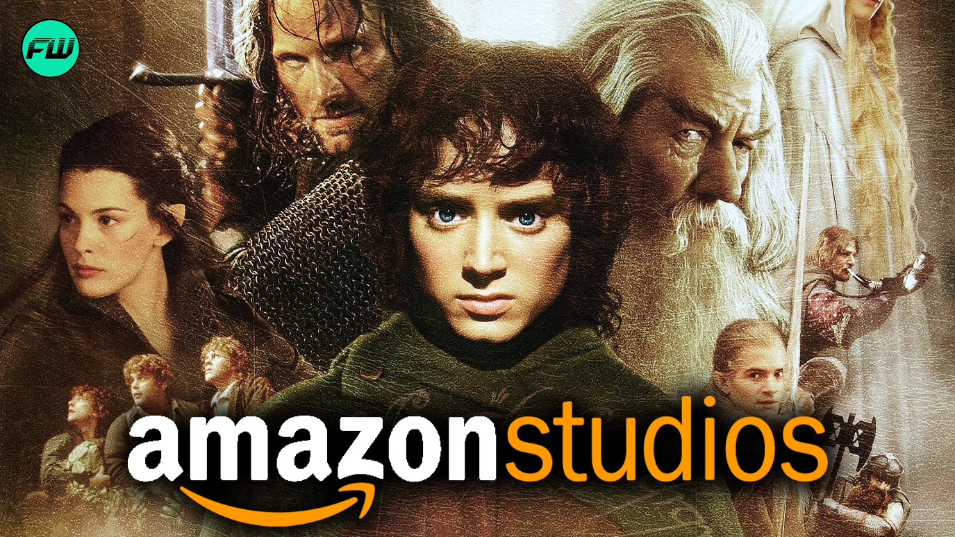 Lord of the Rings Middle-Earth TV Series on Amazon